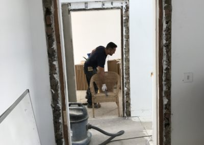 marine road fire proofing